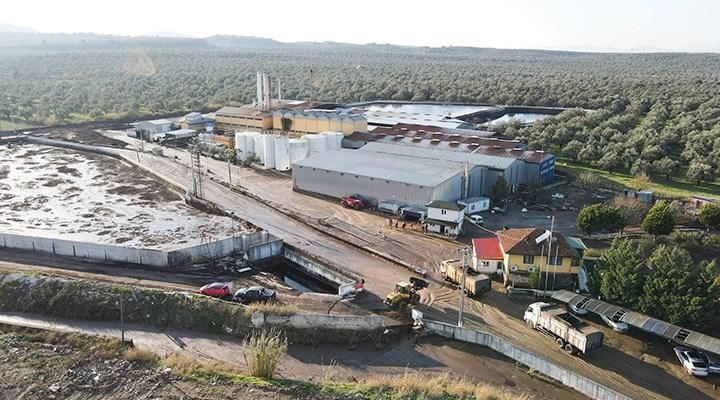 Ayvalık'ın kâbusu Doğuş Prina fabrikası