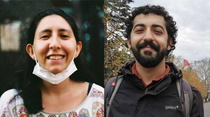 Boğaziçi direnişi: Şilan Delipalta ve Anıl Akyüz hakkında tahliye kararı