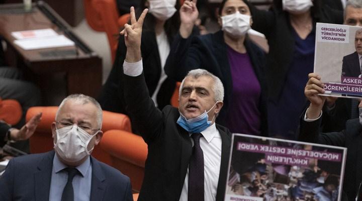 Gözaltına alınan HDP'li Ömer Faruk Gergerlioğlu hastaneye kaldırıldı