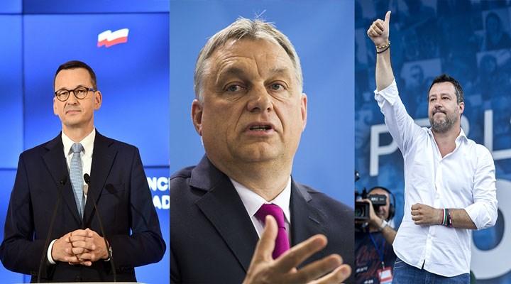 Orban, Morawiecki ve Salvini, 'Avrupa rönesansı ittifakı' kurmaya çalışıyor