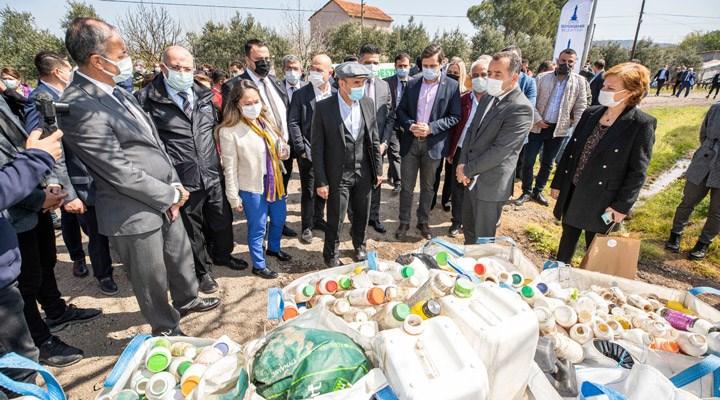 Tunç Soyer: Üreticilerimizin ürettiklerini İstanbul ve Ankara'ya taşıyacağız
