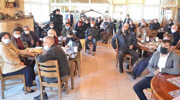 Türkiye'nin ilk köy meclisi Menderes'te