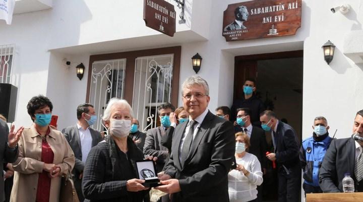 Sabahattin Ali anı evi açıldı