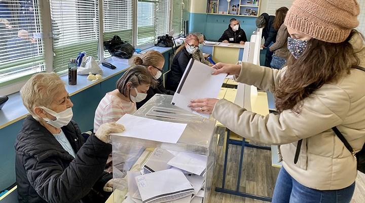 Bulgaristan'da seçimi Başbakan Borisov'un partisi kazandı