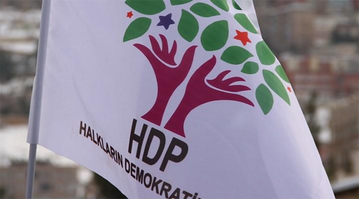 HDP: Yazılı bildiriden darbe riski devşirmek fırsatçılıktır