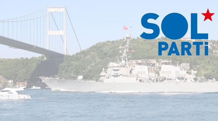 SOL Parti'den 'Emekli amiraller bildirisi' açıklaması: Darbe yaygarası arkasındaki Amerikancılık
