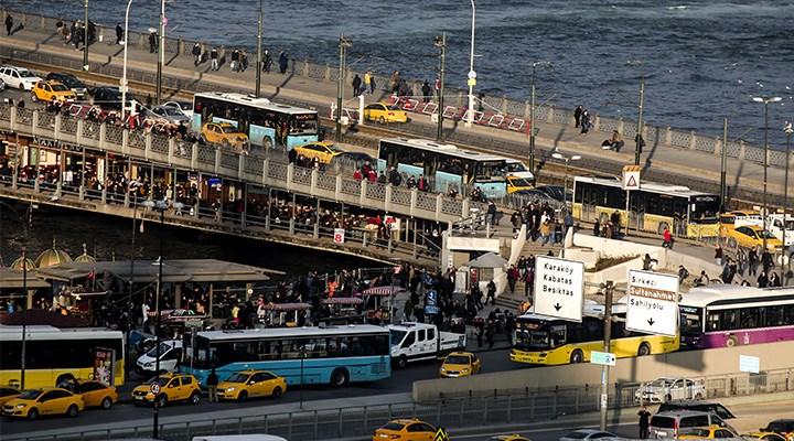 Yoğun trafik, kirliliği artırıyor