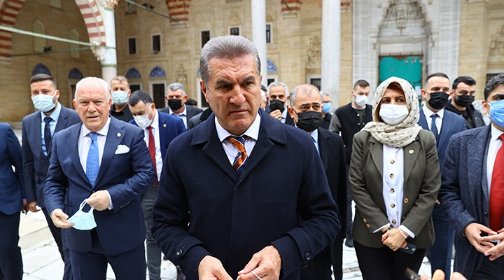 'Emekli amirallerin bildirisi' tartışmasına Mustafa Sarıgül de girdi