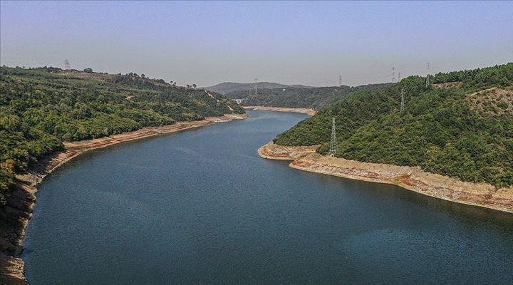 İstanbul'da baraj doluluk oranlarında son durum: Yüzde 74.70