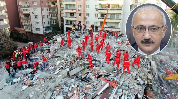 """Bakan Elvan'dan 'deprem vergisi' açıklaması: """"Projeler için ödenek tahsis edilmekte"""""""