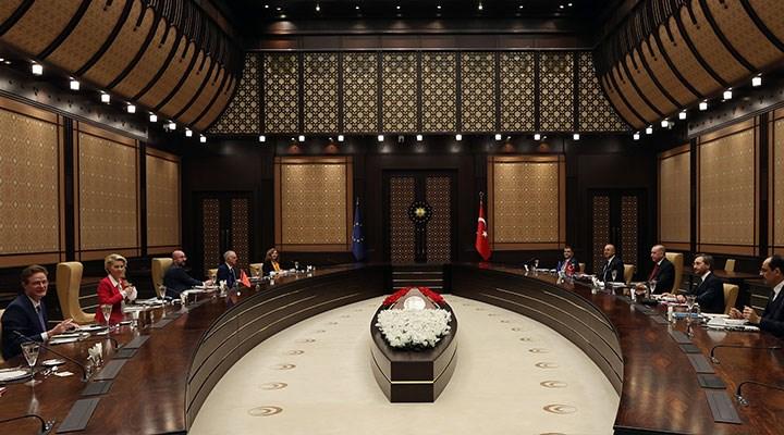 Erdoğan'ın AB liderleri ile görüşmesine Saray'dan ilk yorum