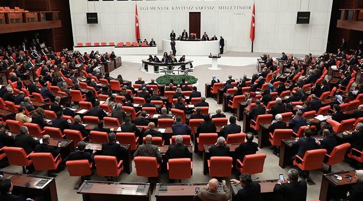 11 milletvekili hakkında 14 yeni fezleke Meclis'e sunuldu