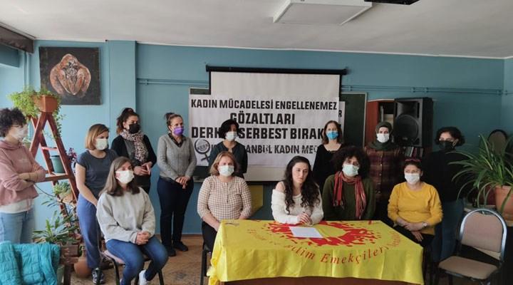 KESK İstanbul Kadın Meclisi'nden Leyla Doğan çağrısı: Tutukluluğu kabul edilemez!