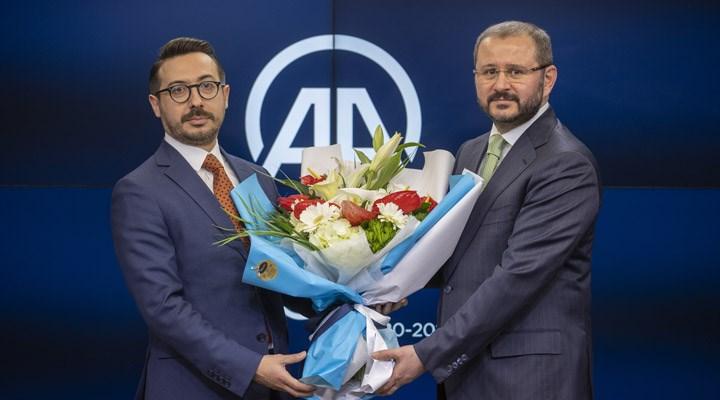 Şenol Kazancı AA Genel Müdürlüğü görevini Serdar Karagöz'e devretti