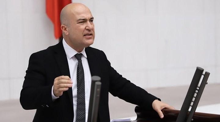 CHP'li Bakan, jandarma ve polislerin intihar mektuplarını TBMM kürsüsünden okudu