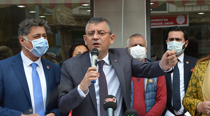 CHP'li Özel'den 'Bilim Kurulu' çağrısı