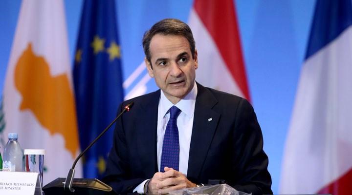 Miçotakis: Türkiye-Libya deniz yetki alanlarını belirleyen mutabakatı tanımıyoruz