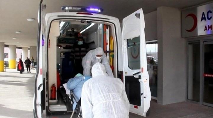Vali Çiftçi: Çorum'da koronavirüs vakaları 11.5 kat arttı