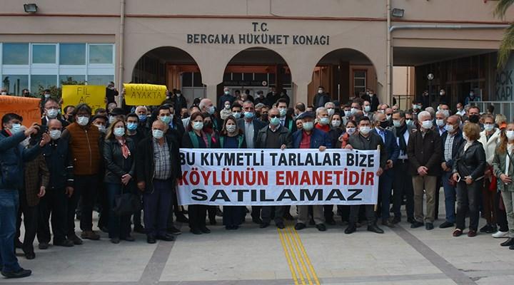 AKP'nin köy mallarını satış kararına yargı 'dur' dedi