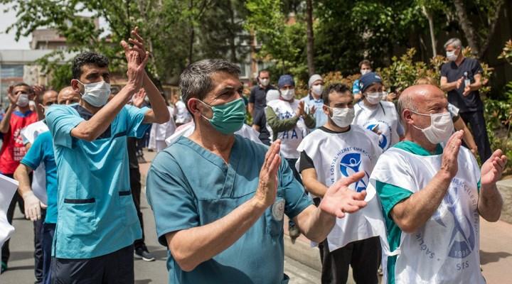 Sağlık Meslek Odaları: İktidar aşı umudu tacirliği yaparak ülkeyi felakete sürüklüyor