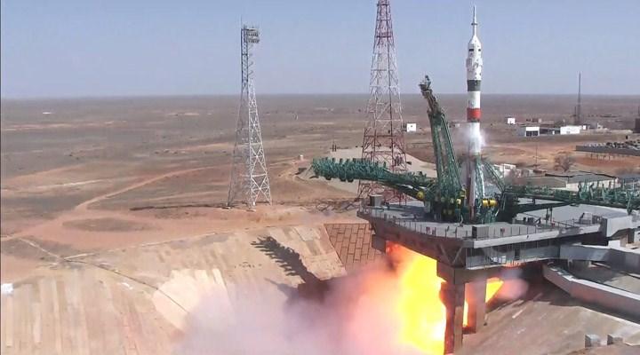 Soyuz MS-18 uzay aracı Uluslararası Uzay İstasyonu'na ulaştı