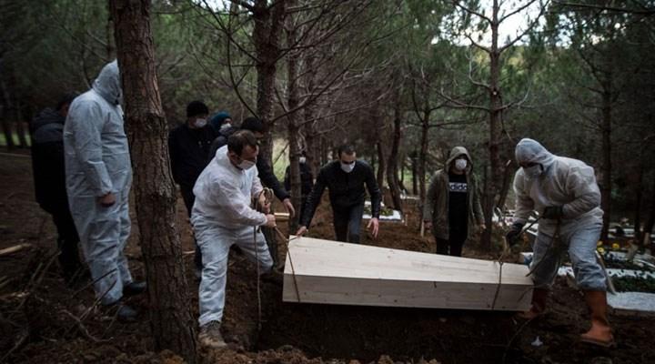 Covid ölümleri 1 ayda 4 kat arttı