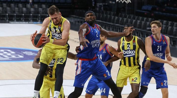 Fenerbahçe ve Anadolu Efes'in EuroLeague'deki rakipleri belli oldu