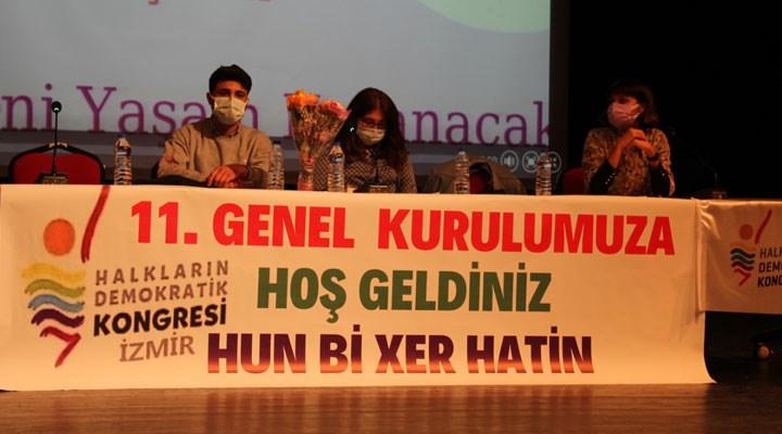 HDK Eşsözcüsü İdil Uğurlu: Ezilen halkları sesiyiz