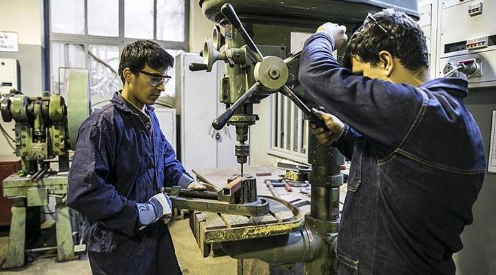 Lise öğrencileri ucuz işgücüne dönüştü
