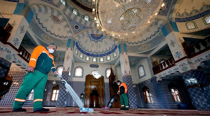 Diyanet'ten camilere 'Ramazan tedbirleri' yazısı