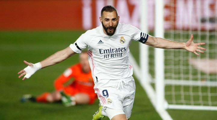 El Clasico'nun galibi Real Madrid