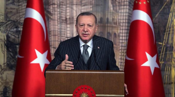 Erdoğan'dan ayrımcı ifade: Gavurun kılıcını sallayarak üzerimize gelenler…