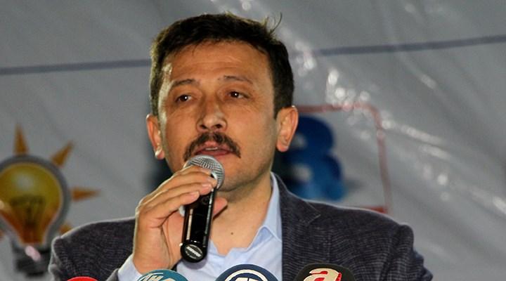 AKP'li Hamza Dağ: 128 milyar dolar kasada