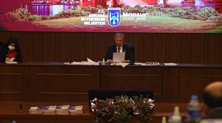 """AKP yerel mecliste de kural tanımadı: """"En son ben konuşacağım"""""""