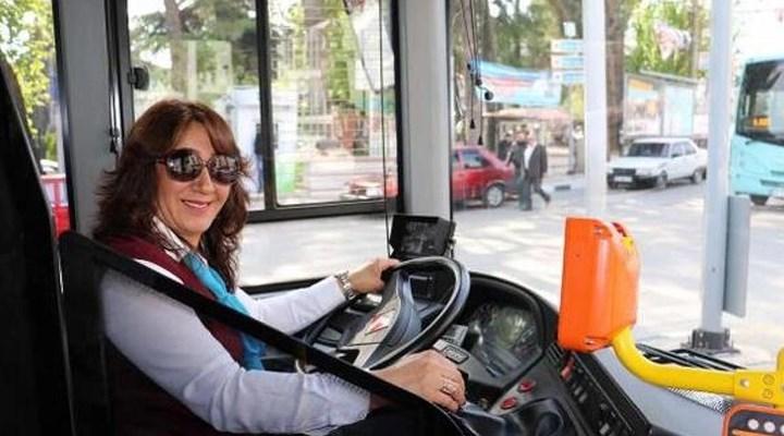 Manisa Büyükşehir Belediyesi'nde tek kadın halk otobüs şoförü Kod-29'la işten çıkarıldı