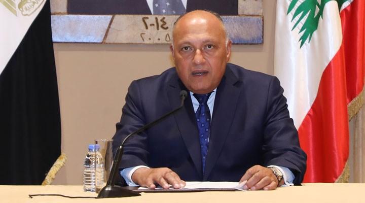 Mısır Dışişleri Bakanı: Türkiye'nin jestlerini takdir ediyoruz