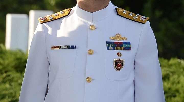 Montrö bildirisiyle ilgili ifadeye çağrılan 4 emekli amiral, Ankara Emniyet Müdürlüğü'ne gitti
