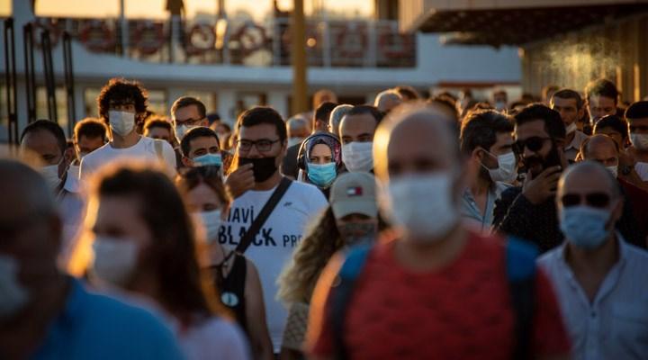 Rapor: İstanbul'un koronavirüs yayılımında riskli 8 ilçe açıklandı