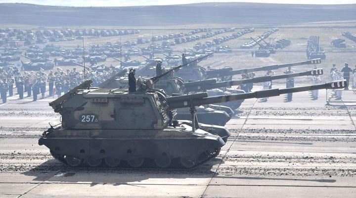 Ukrayna: 40 bin Rus askeri sınıra yığıldı