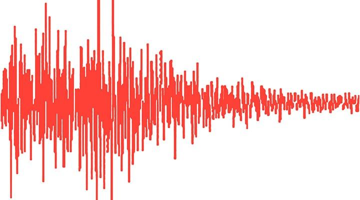 Datça açıklarında 5.1 büyüklüğünde deprem