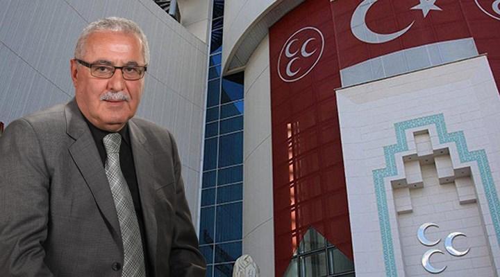 Derepazarı Belediye Başkanı Selim Metin, MHP'den istifa etti