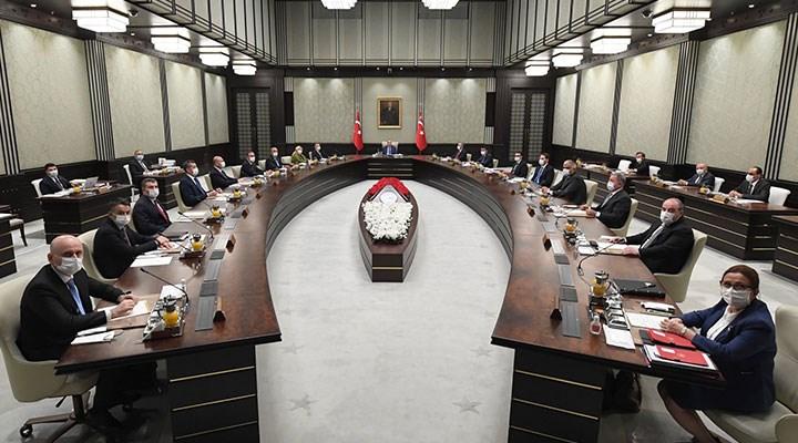 Kabine 'yeni tedbir kararları' gündemiyle toplandı: Masada 13 madde var