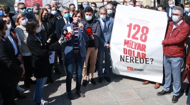Kaftancıoğlu'ndan '128 milyar dolar nerede?' afişlerinin kaldırılmasına tepki