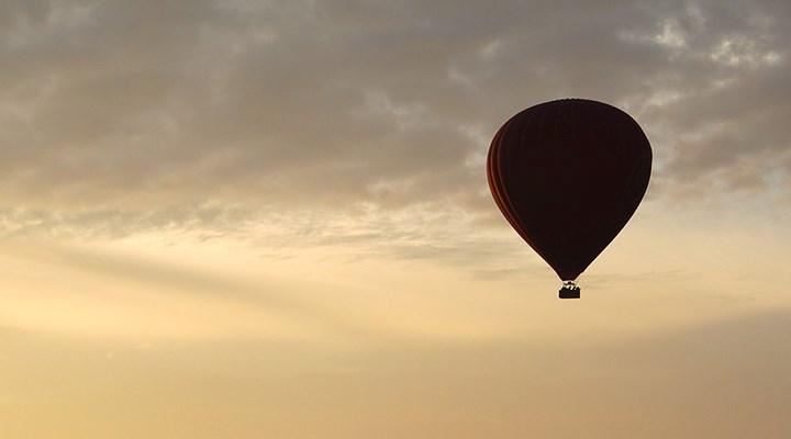 MSB: Hakkari'de askeri üsse yaklaşan balon vurularak imha edildi