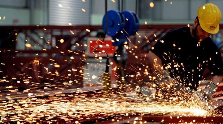 Sanayi üretim endeksi şubatta yüzde 0,1 arttı