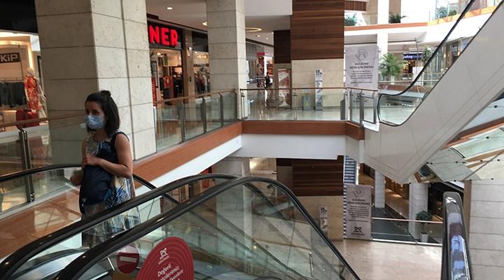 Alışveriş merkezleri için 'kısmi kapanma' dönemi tavsiyeleri