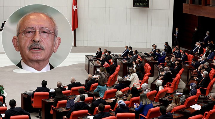 Kılıçdaroğlu dahil 10 vekilin dokunulmazlık dosyaları TBMM'ye geldi