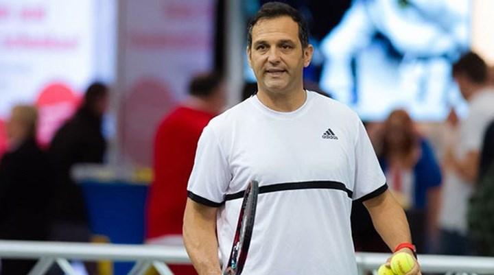 Tenis antrenörü Can Üner, 47 yaşında hayatını kaybetti