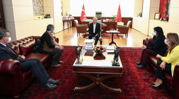 TTB'den emek-meslek örgütleri ve siyasi partilere ziyaret