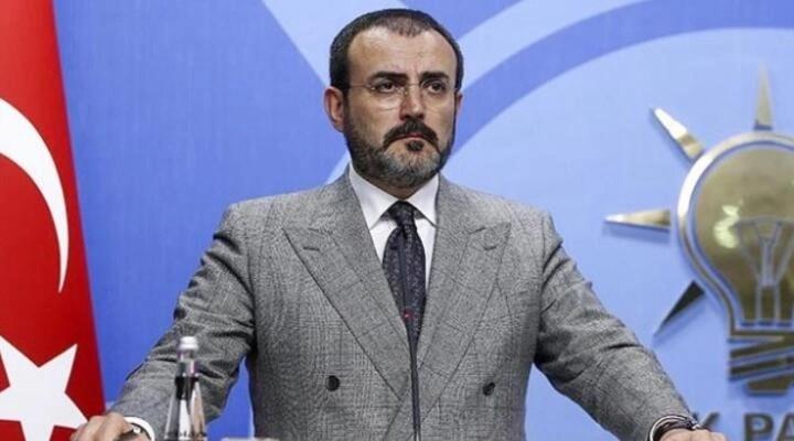AKP'li Ünal, '128 milyar dolar nerede?' sorusunu '128 milyar TL nerede?' diye cevapladı